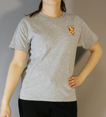 T-shirt d'éducation physique - Devant / Physical education t-shirt - Front
