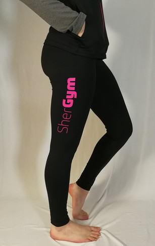 Leggings Shergym - Côté / Shergym Leggings - Side