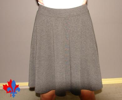 Jupe sans poche - Devant / Skirt without pocket - Front