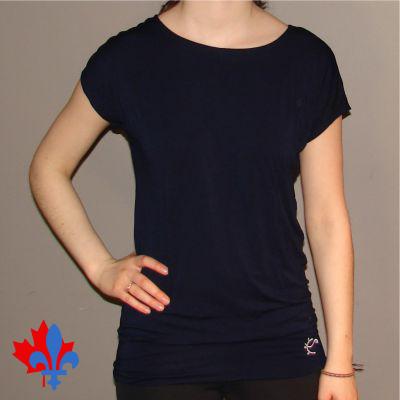 T-shirt ample - Devant / Loose t-shirt - Front