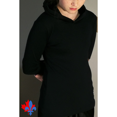 T-shirt manches longues - Devant / Long sleeves t-shirt - Front