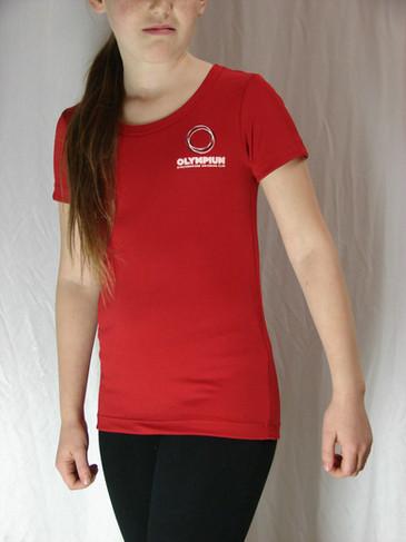 T-shirt sportif Olympium - Devant / Olympium sport t-shirt - Front