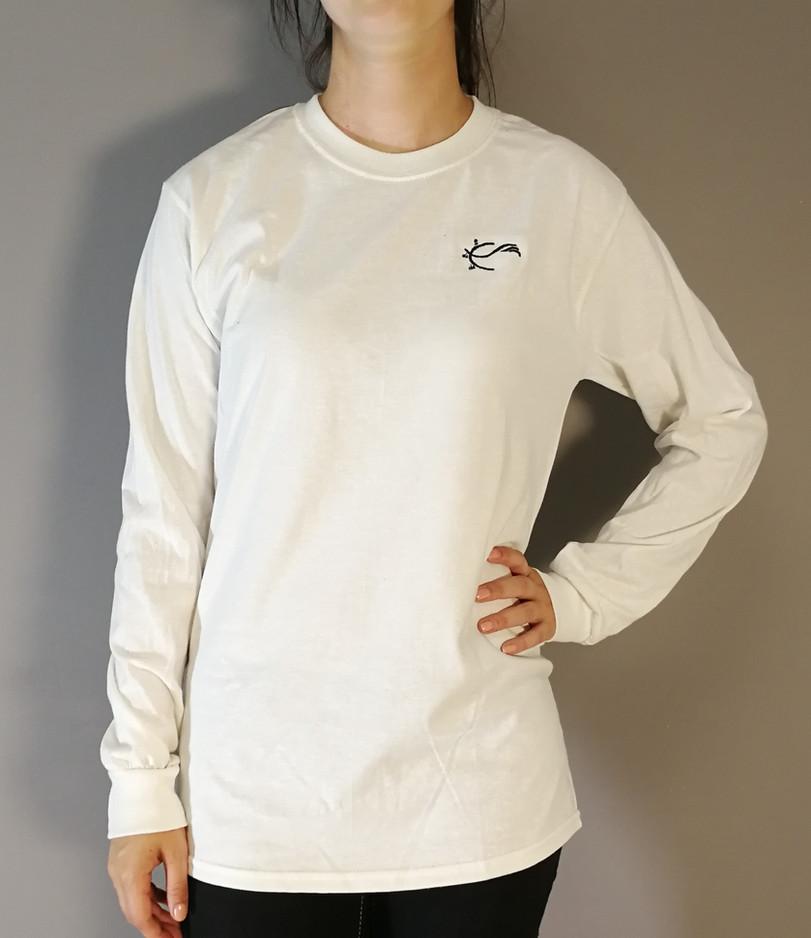 T-shirt manches longues - Devant / Long sleeves t-shirt - Front