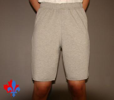 Short tout aller avec poches - Devant / Short with pockets - Front