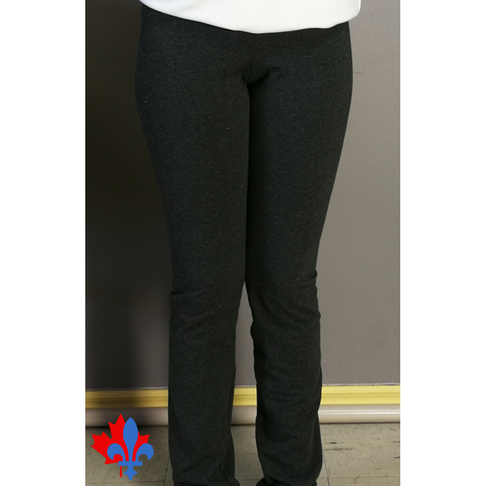 Pantalon yoga - Devant / Yoga pants - Front