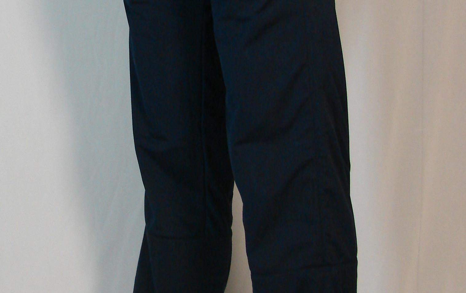 Pantalon jambes droites sportif  - Côté / Straight leg sport pants - Side