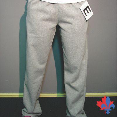 Pantalon ouaté - Devant / Hooded pants - Front