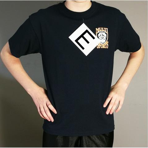 T-shirt Multisports - Devant / Multisports t-shirt - Front