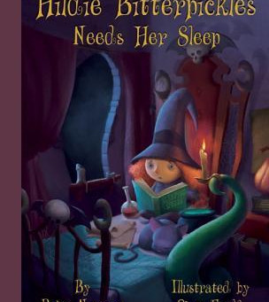 Hildie Bitterpickles Needs Her Sleep