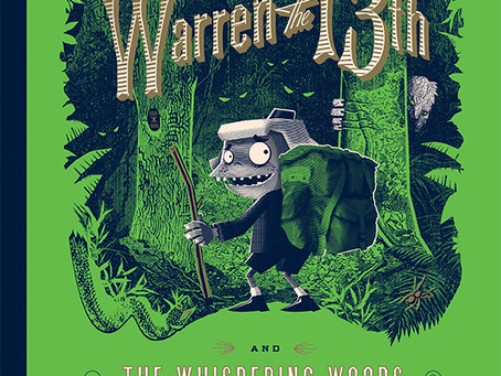 Warren the 13th and the Whispering Woods: