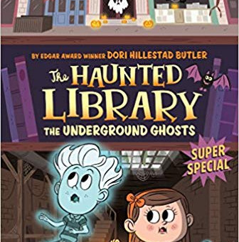 The Haunted Library: The Underground Ghosts