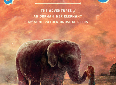 A Tale Magnolious: The Adventures of an Orphan, Her Elephant, and Some Rather Unusual Seeds