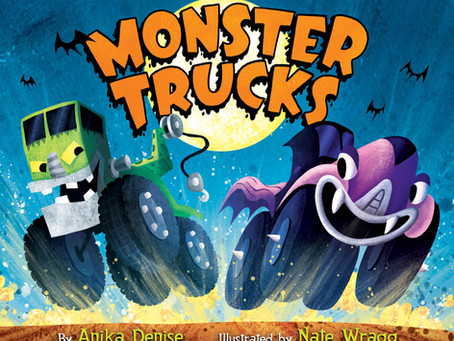 Monster Trucks & Trick or Reaters Zooming Podcast