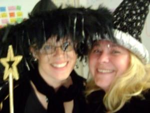 Stephanie Robinson (left) Jessica Haight (right)