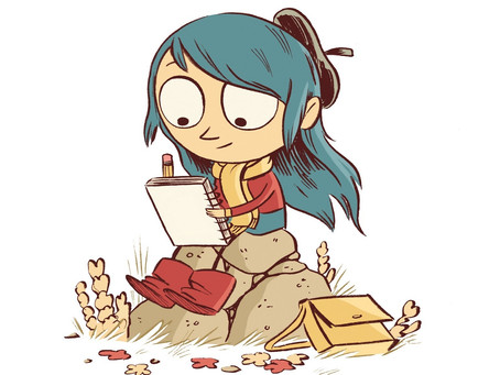 Hilda & the Troll (and Other Stories)