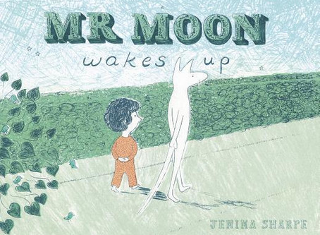 Mr. Moon Wakes Up