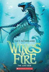 Wings of Fire, Book #2: The Lost Heir