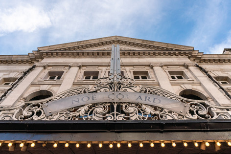 Noël Coward Theatre.