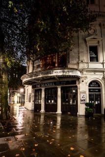 The Playhouse Theatre, London.