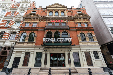 Royal Court Theatre.