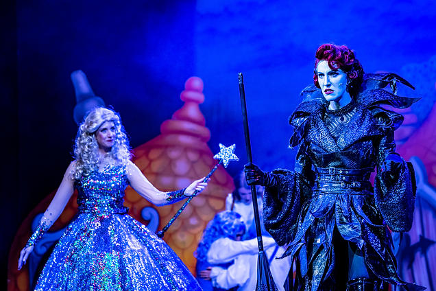 Wicked The Musical Photo
