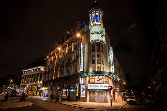 Prince of Wales Theatre, London.