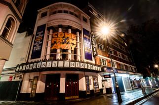 Phoenix Theatre, London.