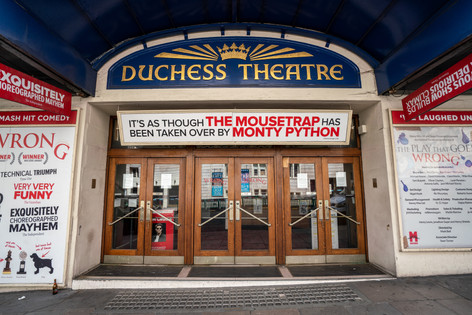 Duchess Theatre.