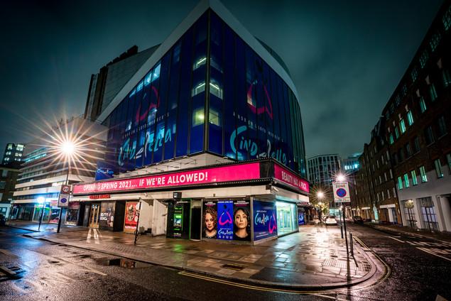 Gilian Lynne Theatre, London.