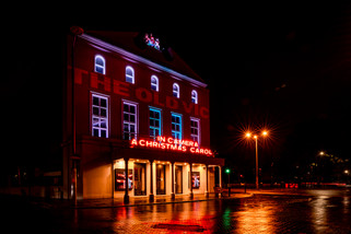 The Old Vic Theatre, London 2020.
