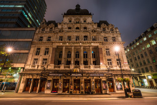 Her Majesty's Theatre, London.