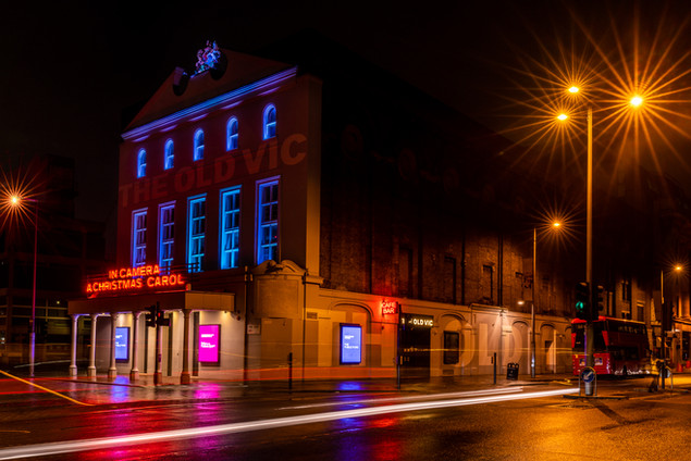 The Old Vic Theatre.