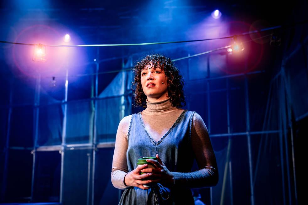 London School of Musical Theatre: Oregano. Bridewell Theatre, London