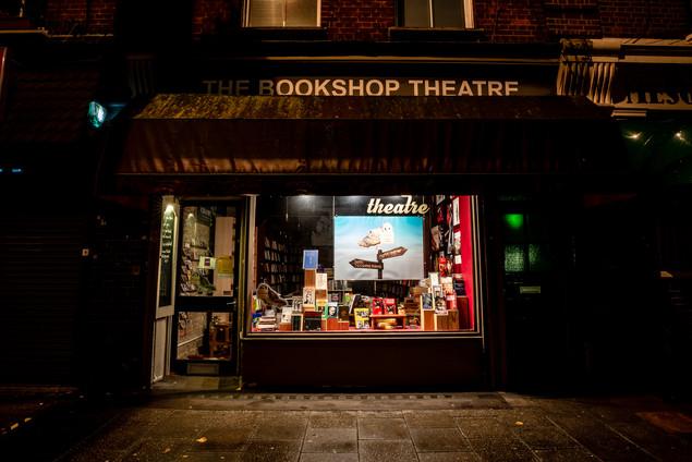 The Bookshop Theatre, London.