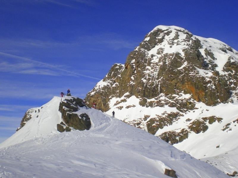 La cima  e il Mucrone