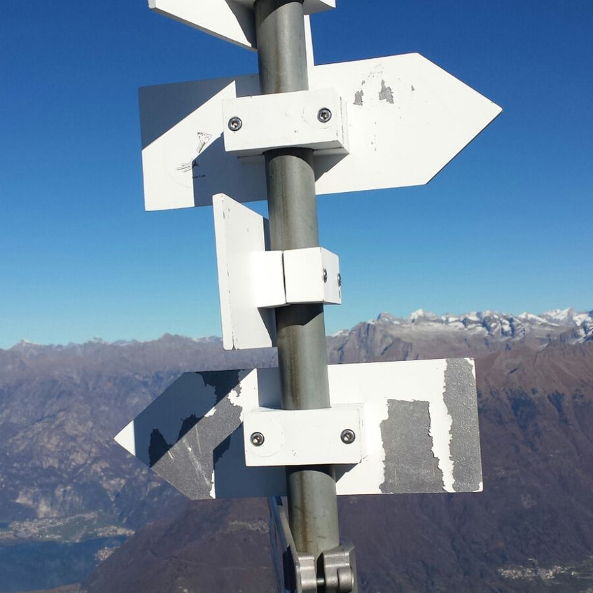 Mt. Legnone 2610mt