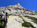 Piz dal Pal (torre) 2618 m 5c