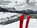 Col Rotondo dei Canapoi 2172 m - StrudelKopf 2305 m