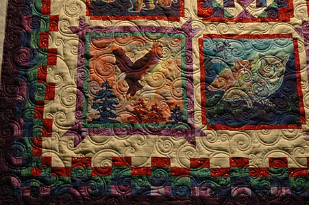 Quilted Treasures of Alaska | Dealer for Gammill Quilting Systems : quilted treasures - Adamdwight.com