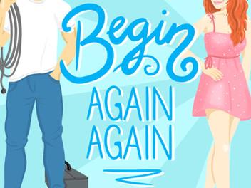 Begin Again Again NEW COVER!