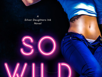 ✨So Wild Cover Reveal!✨