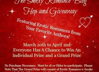 Smexy Romance Blog Hop and Giveaway
