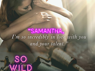 So Wild WHOLE CHAPTER excerpt