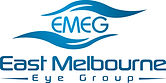 East Melbourne Eye Group Logo from Inkif