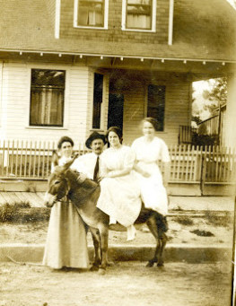 Women's History Month 2017: The Bovill Women, Thriving on the Frontier