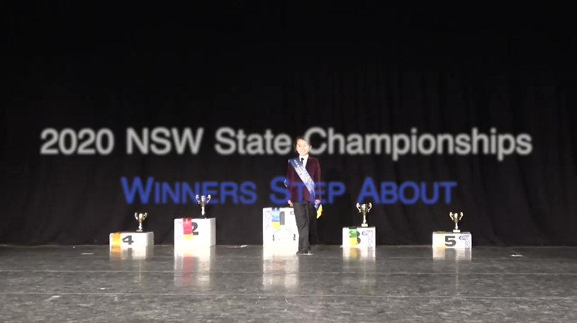 2020 NSW Dance of Champions