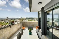 balcony, sunshine