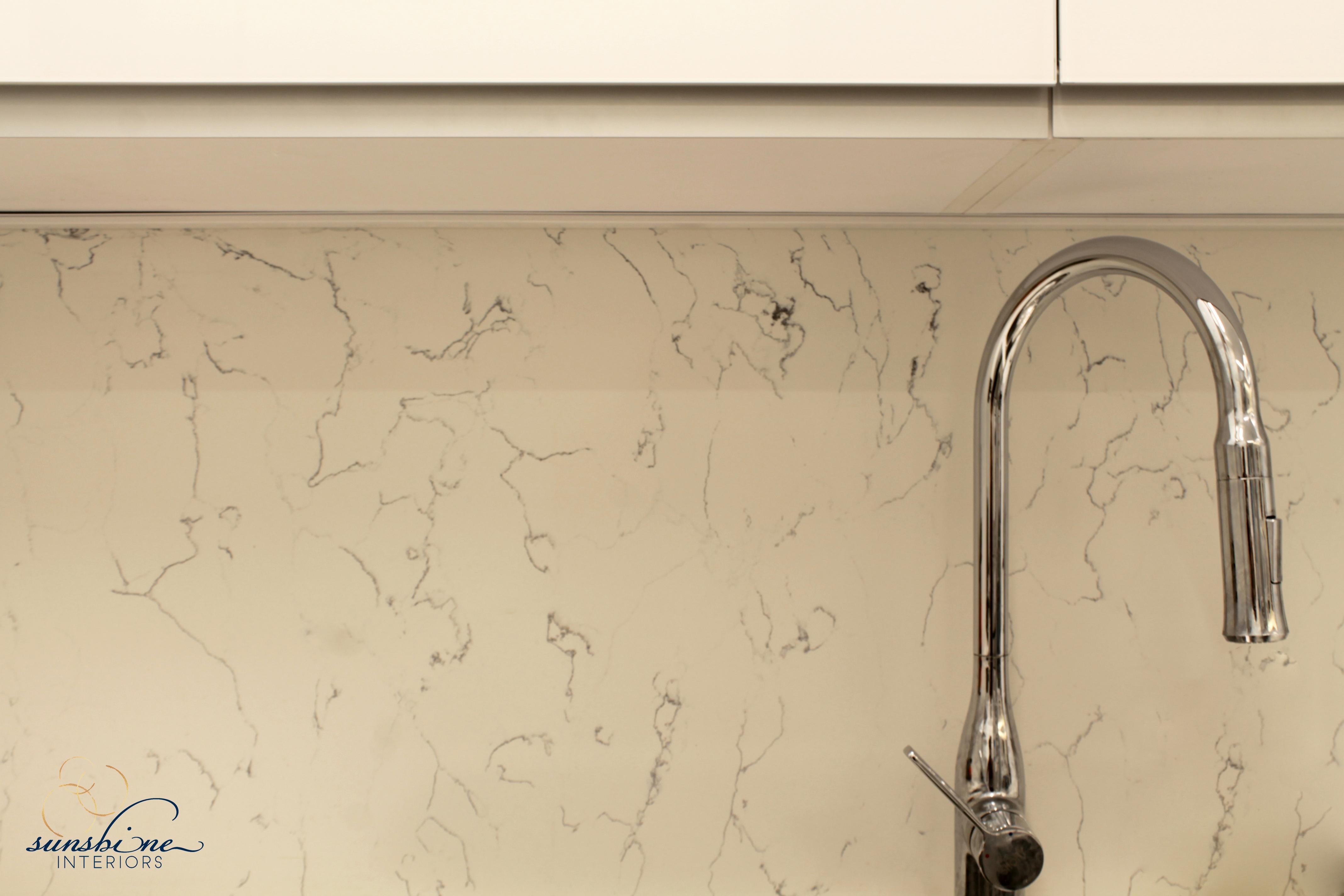 detail- granite