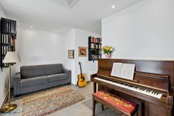 music room, sunshine