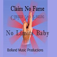 Claim No Fame-No Limits Baby1400x1400.jp